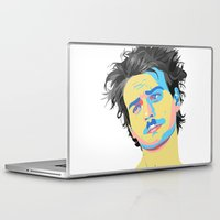 mac Laptop & iPad Skins featuring Mac Attack by Grace Teaney Art