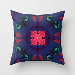 Mandala III Throw Pillow