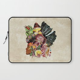 Black Beauty Laptop Sleeve