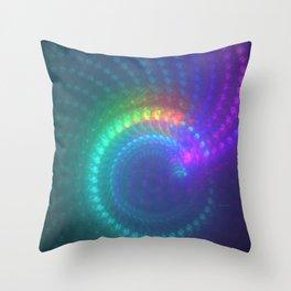 CD Burner Throw Pillow