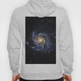 Spiral Galaxy M101 Hoody