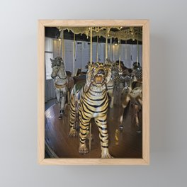 Cry of the Tiger Framed Mini Art Print