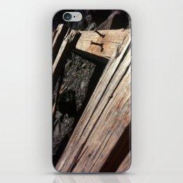 Tired iPhone Skin