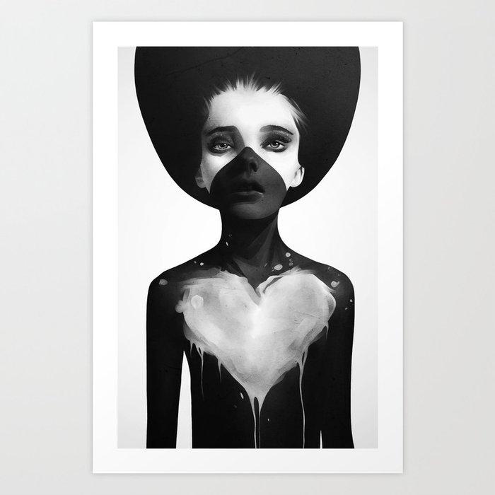 Hold On Art Print