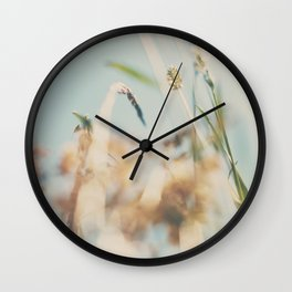 sweet sweet days of summer ... Wall Clock