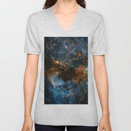 Galaxy Storm Unisex V-Neck