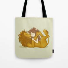 Wild Friendship Tote Bag