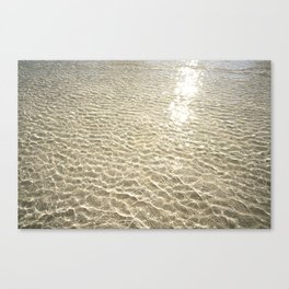 Beach - Waves Canvas Print