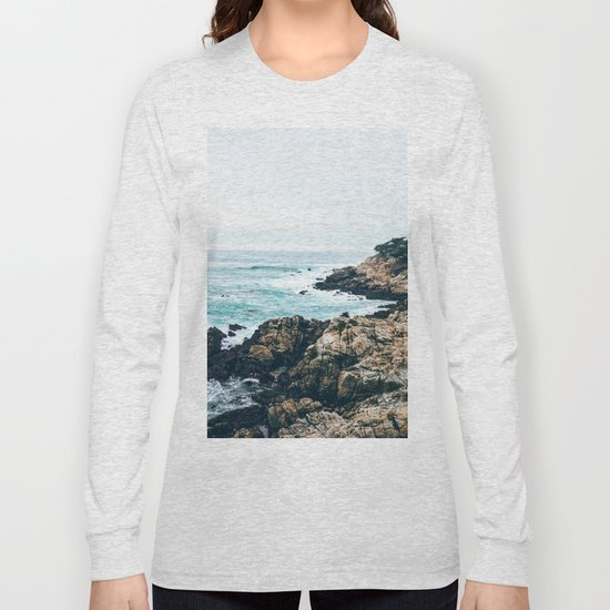 Standing on the Coast by draperachel