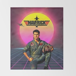 Maverick Throw Blanket