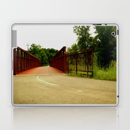 North Don Trail Bridgeway Laptop & iPad Skin