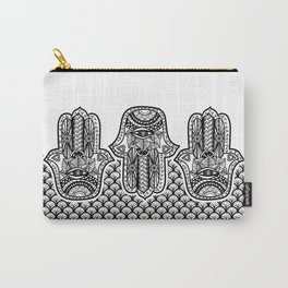 Hamsa Carry-All Pouch