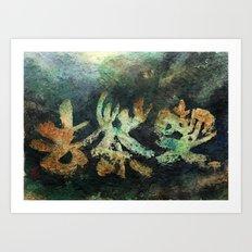 kissako Art Print