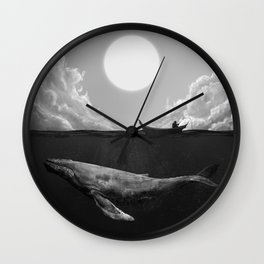 Otherside Wall Clock