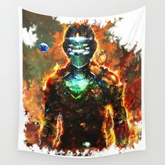 dead space Wall Tapestry