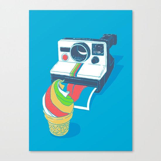 cLick Canvas Print