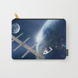 SPACE PORT Carry-All Pouch