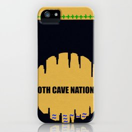 Mammoth Cave National Park iPhone Case
