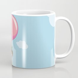 Don't Swallow Your Bubble Gum Coffee Mug