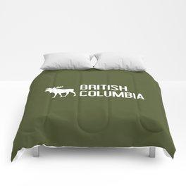 British Columbia Moose Comforters