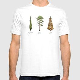 Fur Tree T-shirt