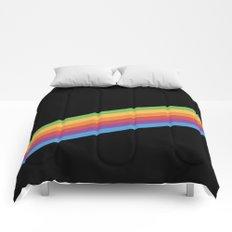 The Retro Rainbow Comforters