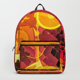 Candy Bicycles For A Sweet Ride Backpack