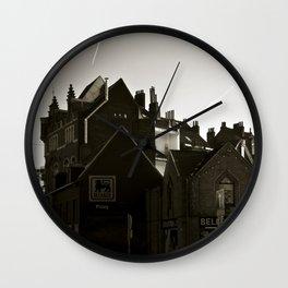 City Chimera Wall Clock