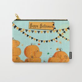 Halloween pumpkins Carry-All Pouch