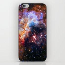 Westerlund Star Field iPhone Skin
