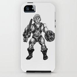 HE-MAN iPhone Case