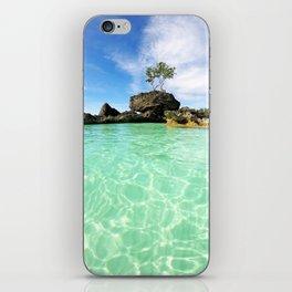 Boracay Bliss iPhone Skin
