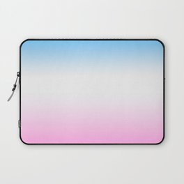 Trans Pride Ombre Laptop Sleeve