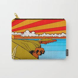 Newquay Headland Carry-All Pouch