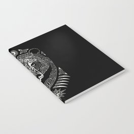 Scandinavian bear Notebook