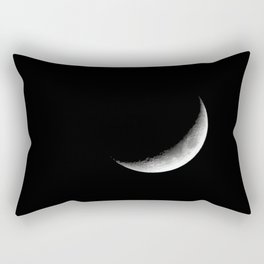 Crescent. Rectangular Pillow