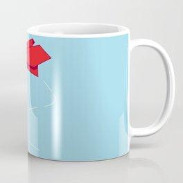 Paper plane Coffee Mug