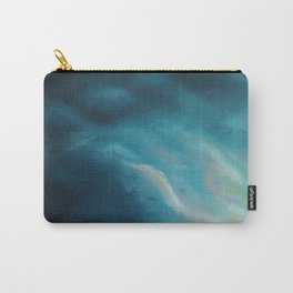 Soft Blues 1 Carry-All Pouch