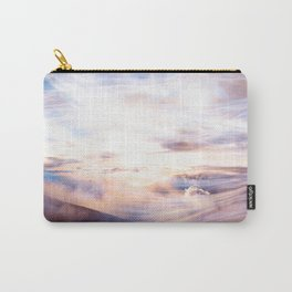 Silk Carry-All Pouch