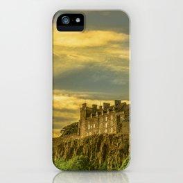 Stirling Castle at Dusk iPhone Case