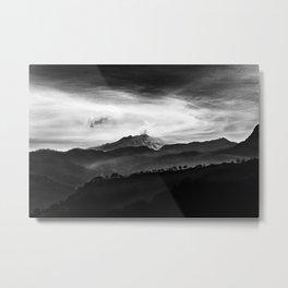 Hephaestos Valley Metal Print