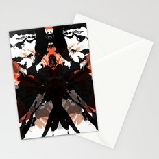 Rorschach Samurai Stationery Cards