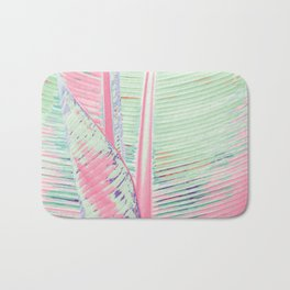 Flamingo and banana Bath Mat