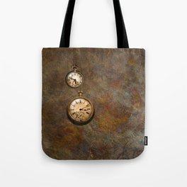 Clockworks Tote Bag