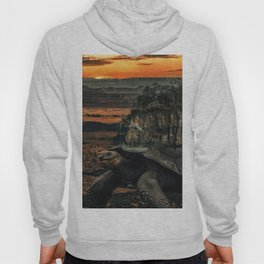 The World on my back. Hoody