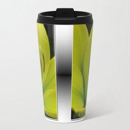 Hybrid Lily named Trebbiano Travel Mug