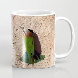 Just Hanging On Coffee Mug