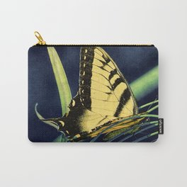 Yellow Tiger Swallowtail Butterfly A125 Carry-All Pouch