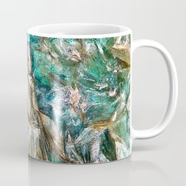 Aqua Mineral Coffee Mug