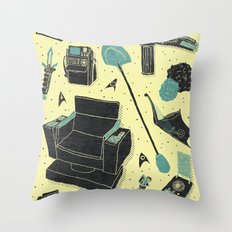 Artifacts: Star Trek Throw Pillow
